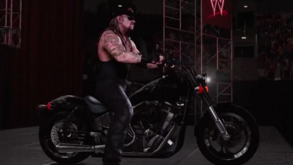 WWE 2K18 The Undertaker