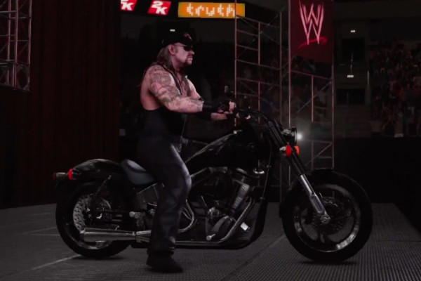 WWE 2K18 The Undertaker
