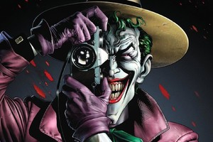 The Joker Killing Joke