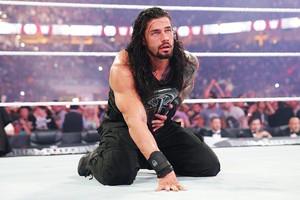 Roman Reigns WrestleMania 31