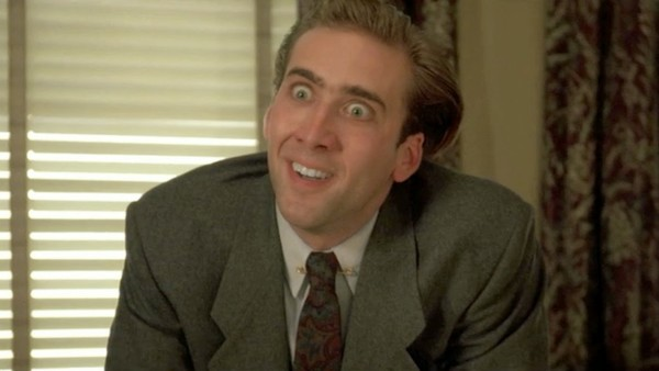 Nicolas Cage Vampires Kiss