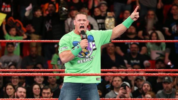 John Cena Promo