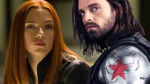 Black Widow Bucky