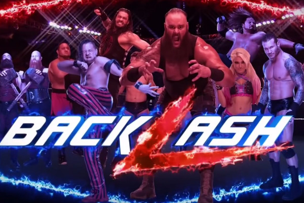 WWE Backlash 2018