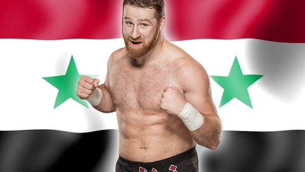 Sami Zayn Syria