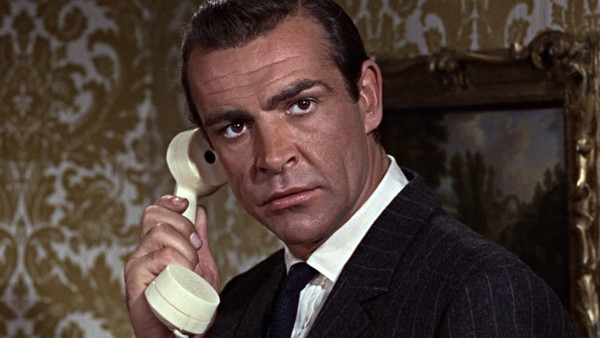 From Russia With Love Sean Connery