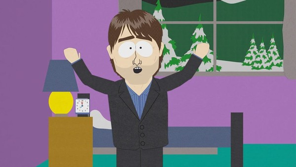 South Park Tom Cruise
