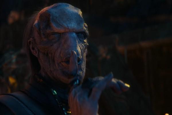 Avengers Infinity War Black Order Children Of Thanos Ebony Maw