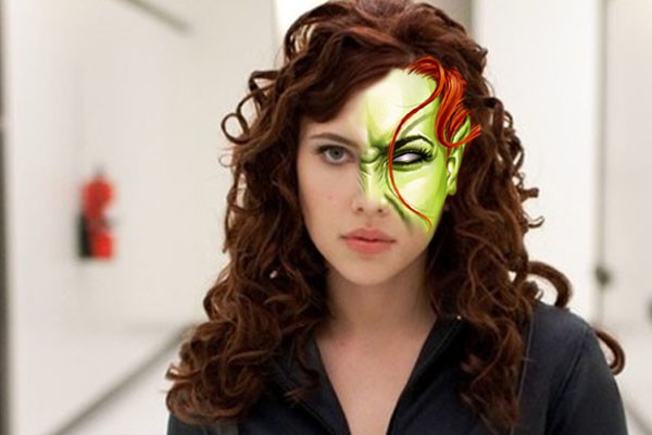 Marvel Cinematic Universe Theory: Black Widow Is A Skrull