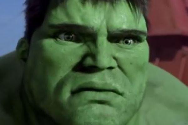 Ang Lee Hulk