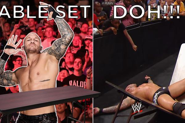 Orton Table