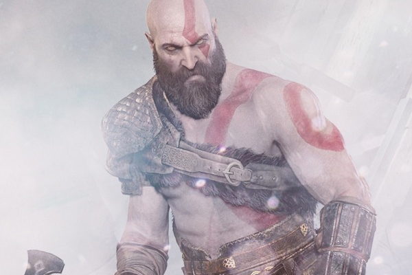 Kratos God Of War