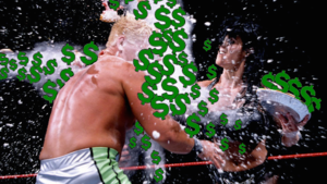 10 Insane Wrestling Paydays