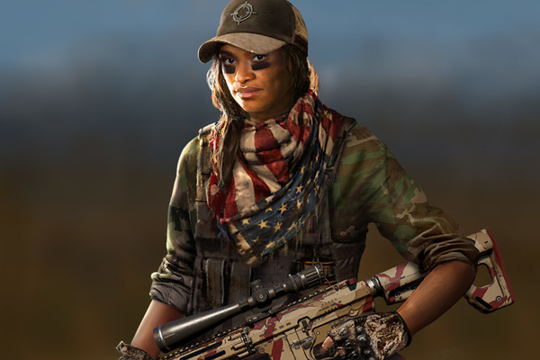 Far Cry 5 Grace Armstrong