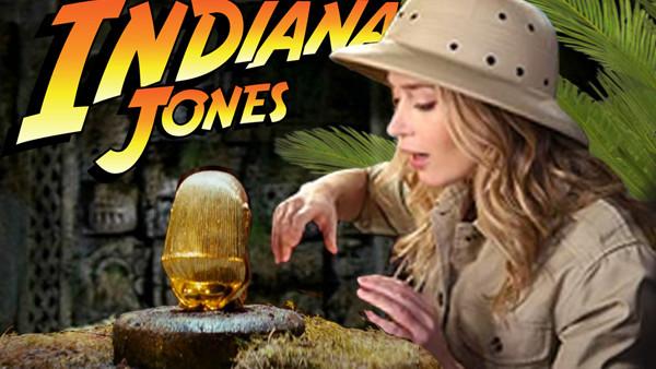 Emily Blunt Indiana Jones