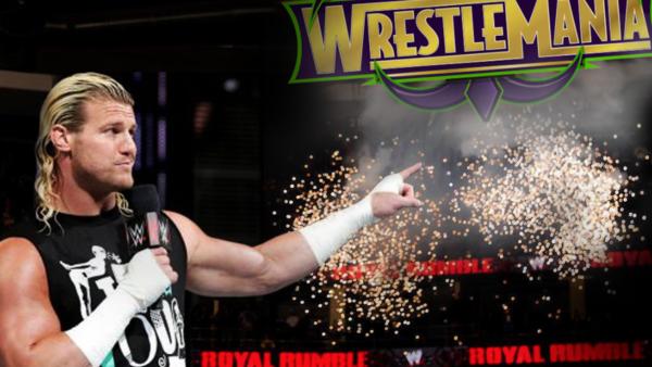 Dolph Ziggler WrestleMania
