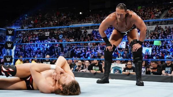 Big Cass Daniel Bryan