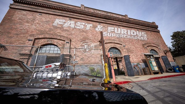 Fast Furious Supercharged Universal Orlando