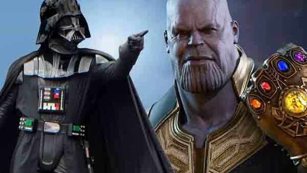 Thanos Vader