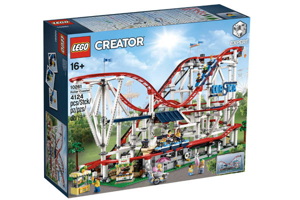 LEGO Coaster Box