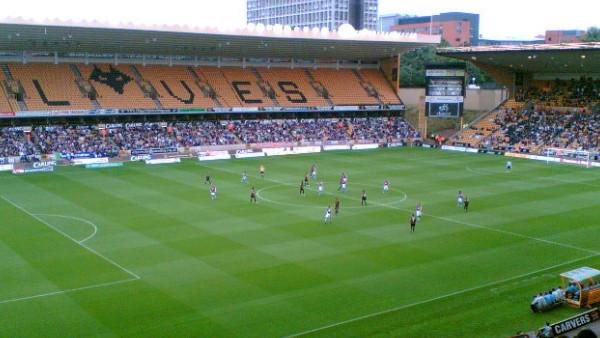 Molineaux Stadium Wolves
