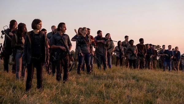 The Walking Dead Season 8 Finale Wrath