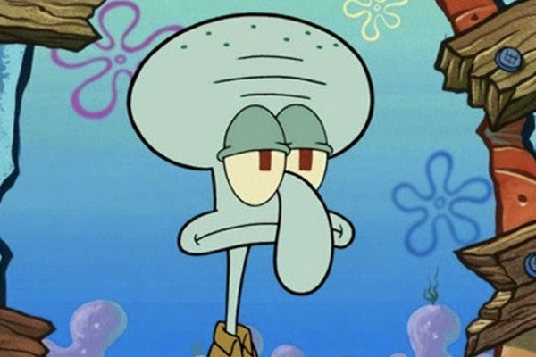 Squidward Spongebob Squarepants