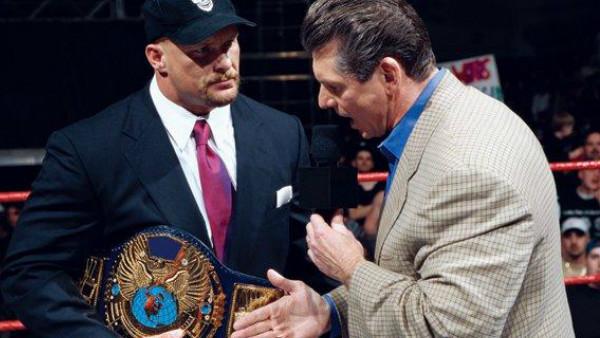 Steve Austin Vince McMahon