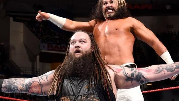 Matt Hardy Bray Wyatt