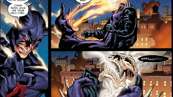 Daredevil Shadowland Ghost Rider