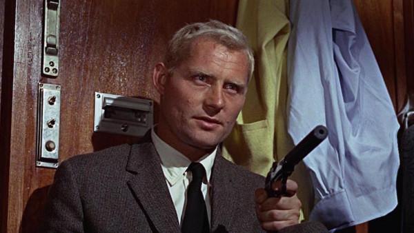 From Russia With Love Red Grant Robert Shaw