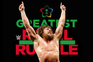 Daniel Bryan Greatest Royal Rumble Celebrate