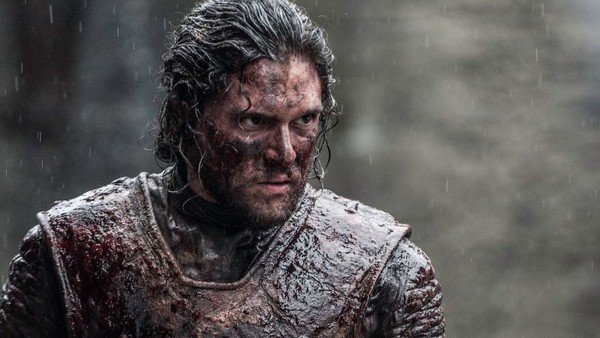 Game of Thrones Jon Snow Battle of the Bastards