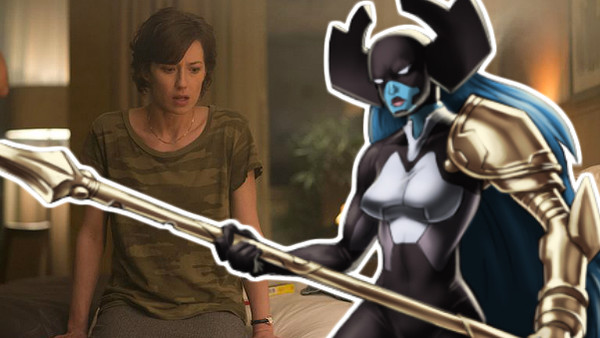 Carrie Coon Proxima Midnight 2