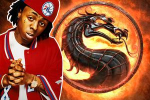 Lil Wayne Mortal Kombat