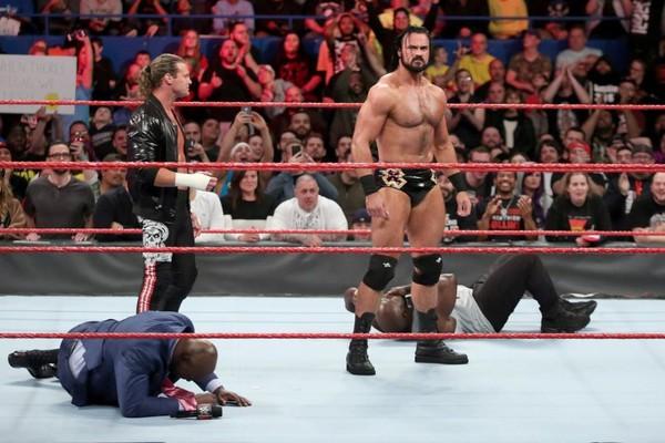 Drew McIntyre Raw