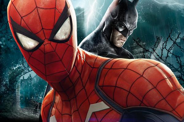 Spider Man Arkham Asylum