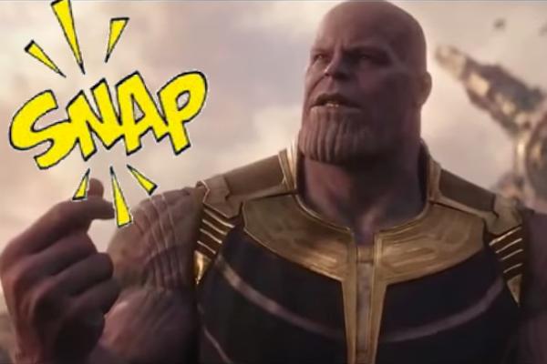 Thanos Snap 2