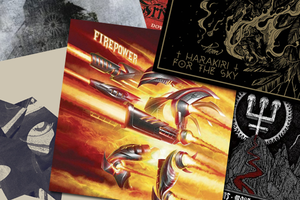 Metal Albums 2018