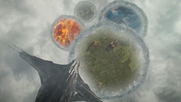 Marvel Multiverse The Dark World