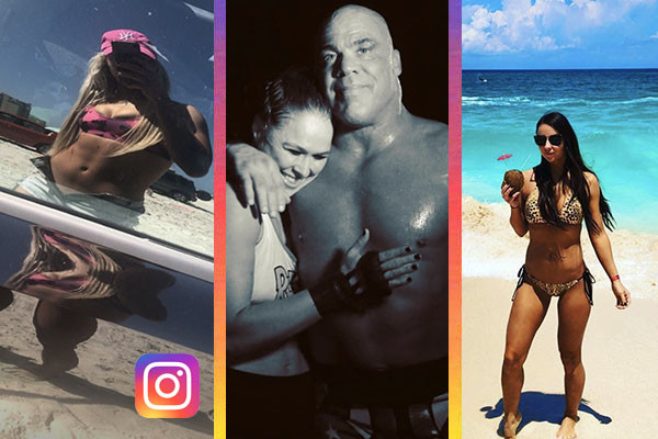 25 Most Revealing WWE Instagram Posts Of The Week (April 15th)