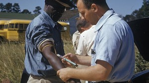 Tuskegee Syphilis Experiment Venipuncture