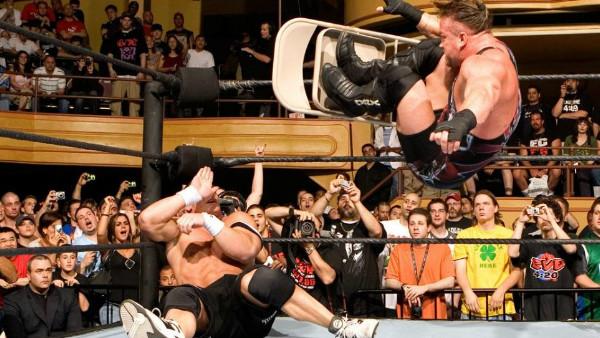 Rob Van Dam John Cena