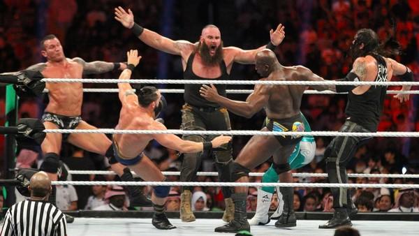Greatest Royal Rumble Uhrzeit