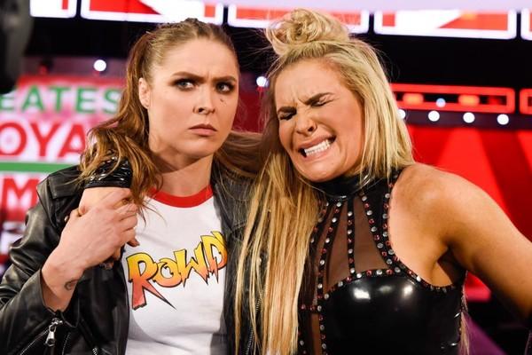 Ronda Rousey Natalya