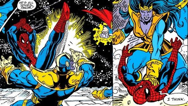 Ultimate Spider-Man Death