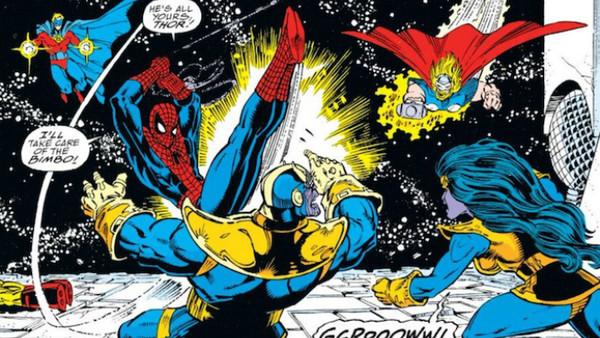 Spider-Man Magneto