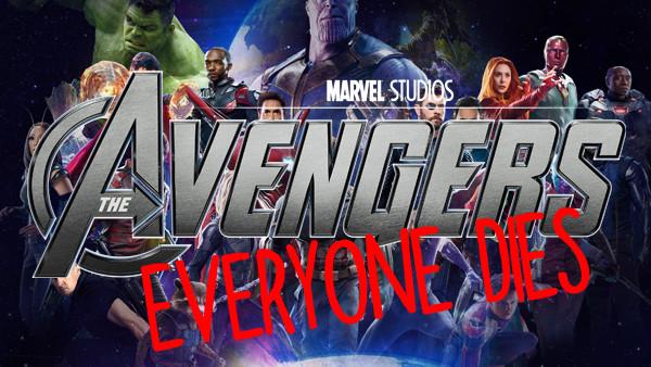 Avengers Everyone Dies