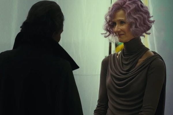 The Last Jedi Leia Holdo