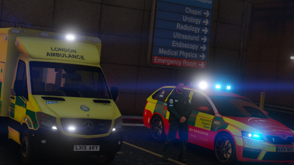 GTA 5 London Mod